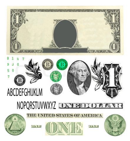 441x480 16 Free Dollar Vector Images