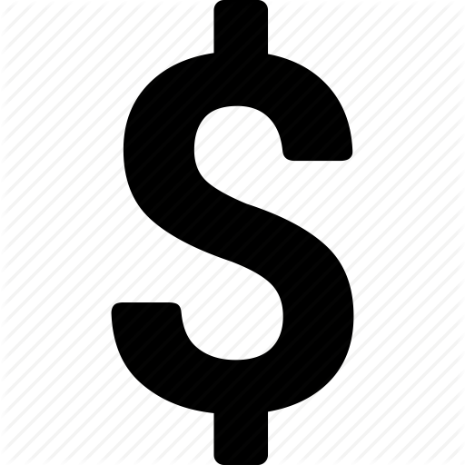 512x512 Currency, Dollar, Dollars, Money, Peso, Sign Icon