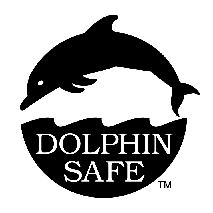 745x745 Dolphin Safe Free Vector 4vector