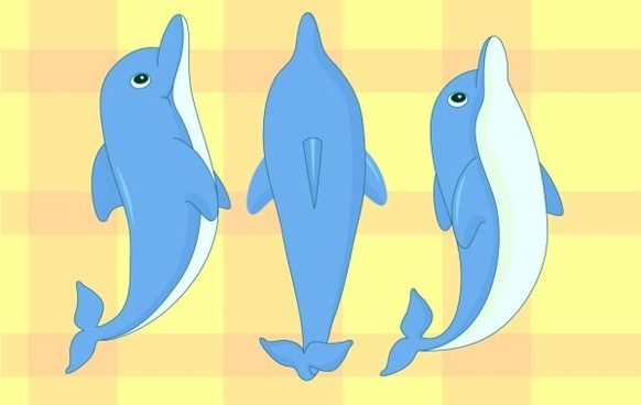 582x368 Dolphins Logo Vector Free Free Vector Download (67,941 Free Vector