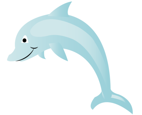 455x368 Free Dolphin Clipart And Vector Graphics