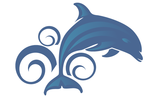600x370 Free Dolphin Vector Art 123freevectors
