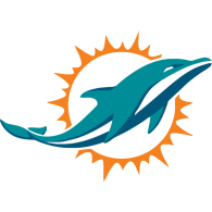 195x195 Miami Dolphins Brands Of The Download Vector Logos And