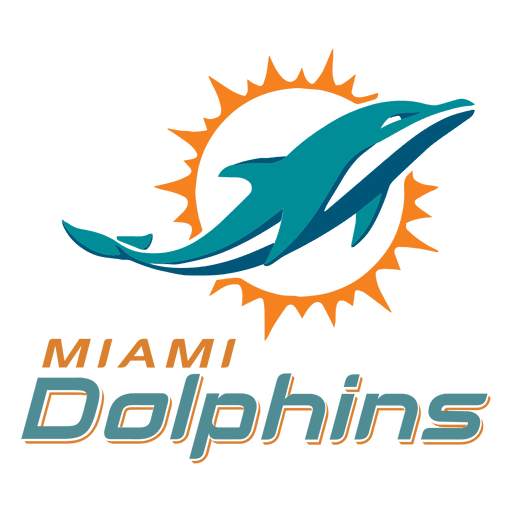 512x512 Miami Dolphins American Football