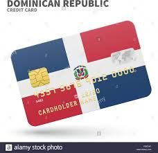 Dominican Flag Vector