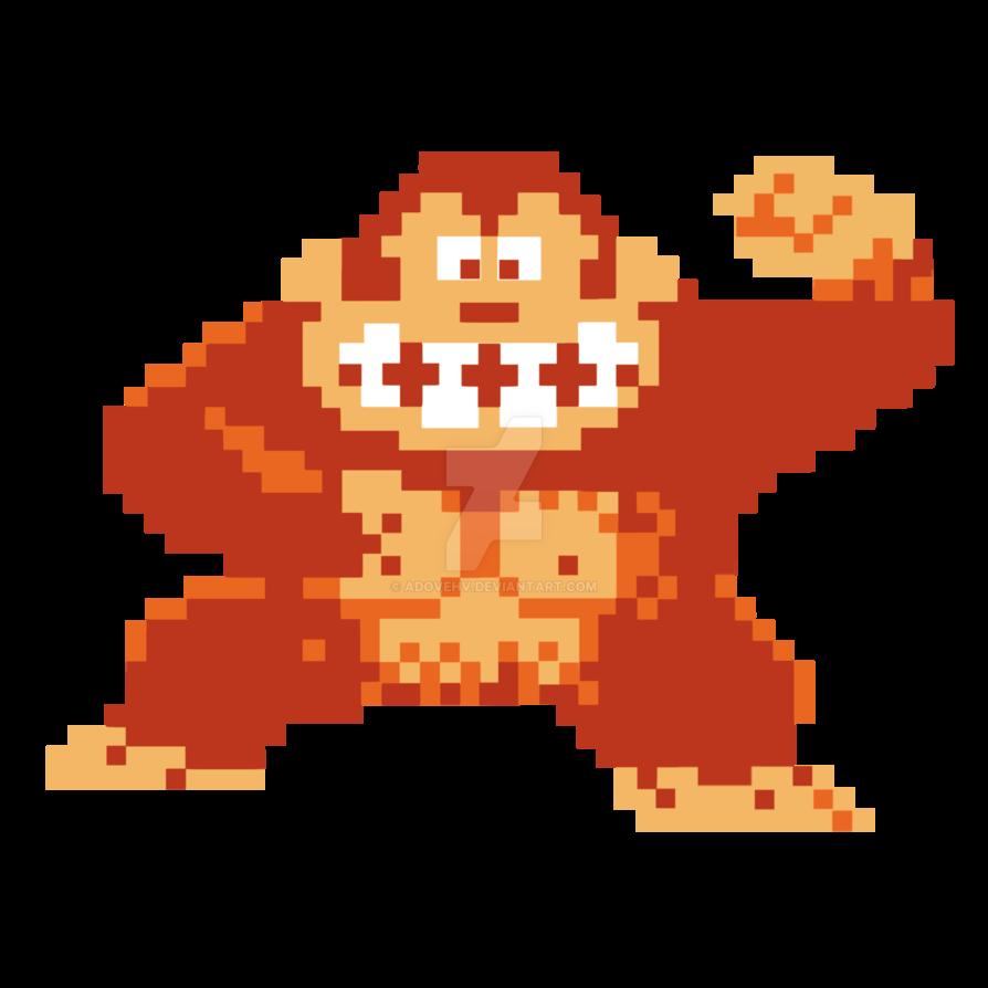 894x894 15 Pixel Donkey Kong Png For Free Download On Mbtskoudsalg