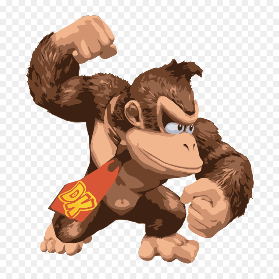 900x900 Donkey Kong Country 2 Diddys Kong Quest Super Smash Bros. Brawl