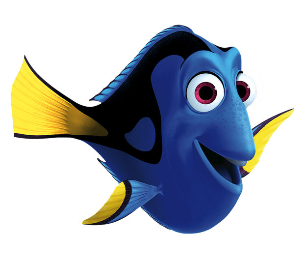 624x537 19 Finding Dory Vector Library Library Huge Freebie! Download For