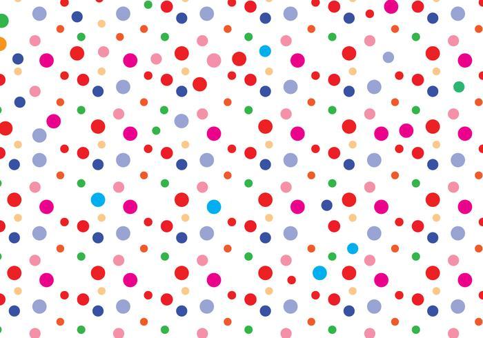 700x490 Dots Free Vector Art