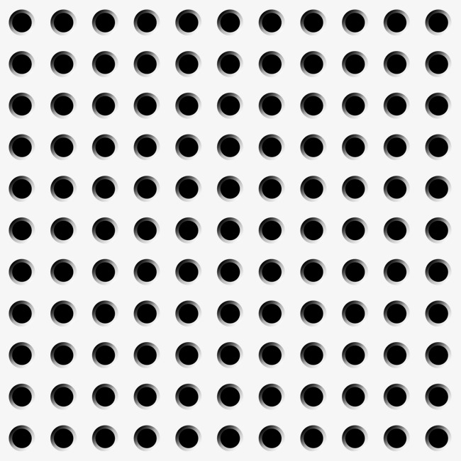 650x651 Black Dot Background Vector, Black Vector, Dot Vector, Dots Png
