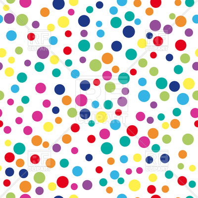 400x400 Colorful Abstract Dot Background Vector Image Vector Artwork Of