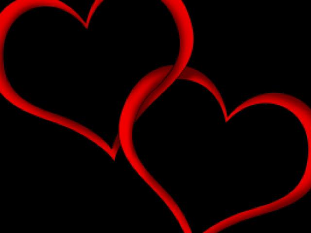 Double Heart Vector