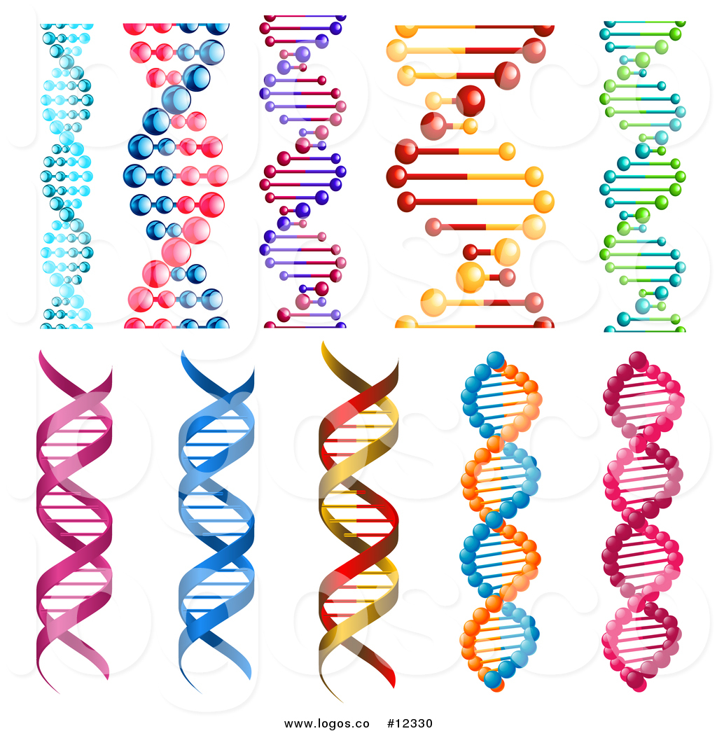 1024x1044 Royalty Free Vector Logo Of A Pink Double Helix Dna Cloning Strand