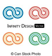 180x195 Double Infinity Clipart