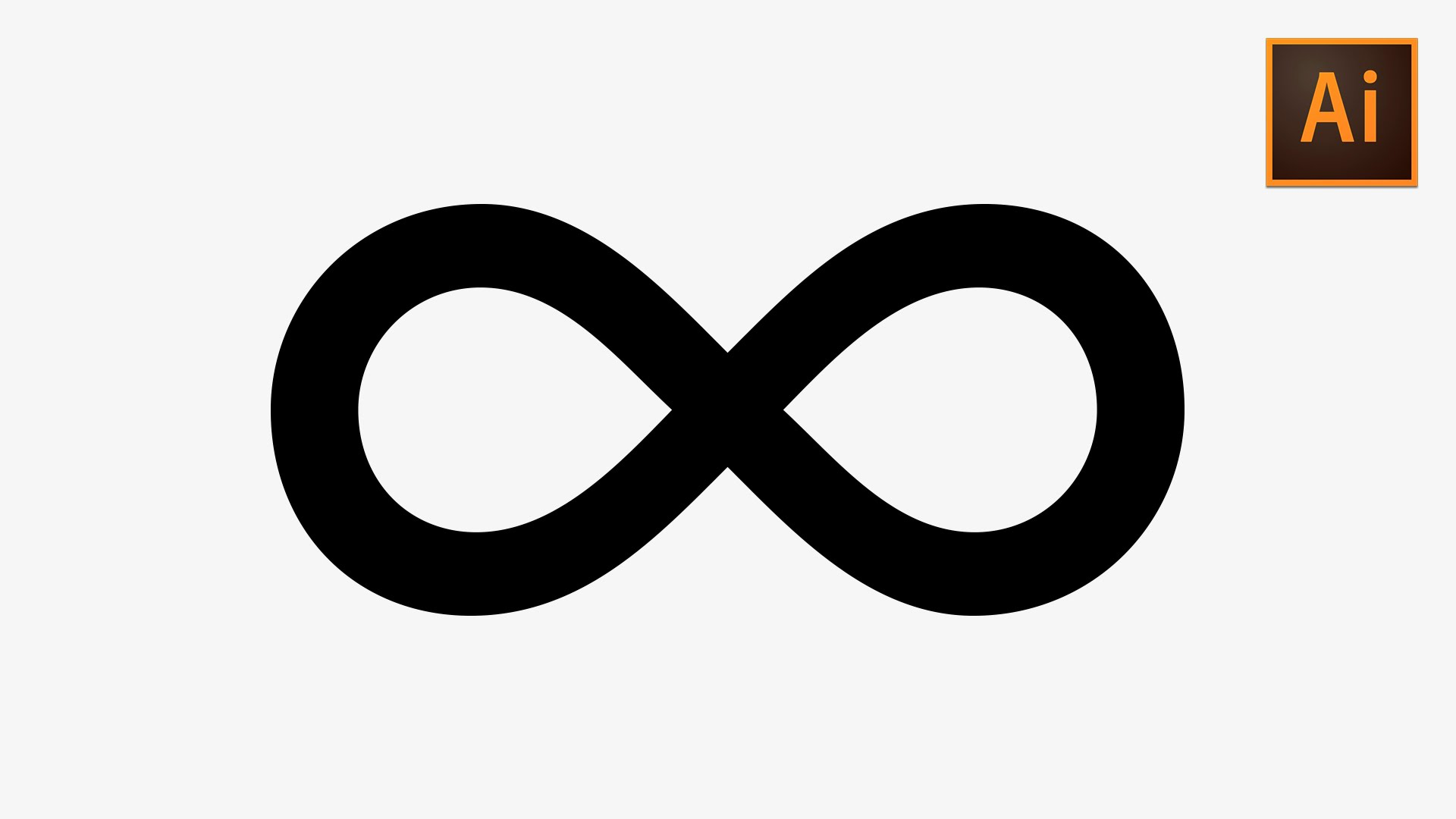 1920x1080 Learn How To Quickly Create An Infinity Symbol In Adobe