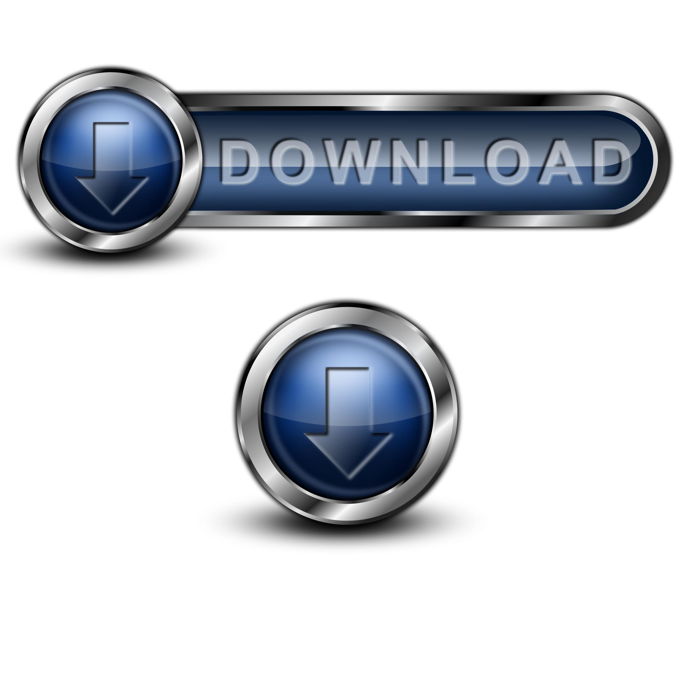2400x2400 Download Button Vector Icons Png