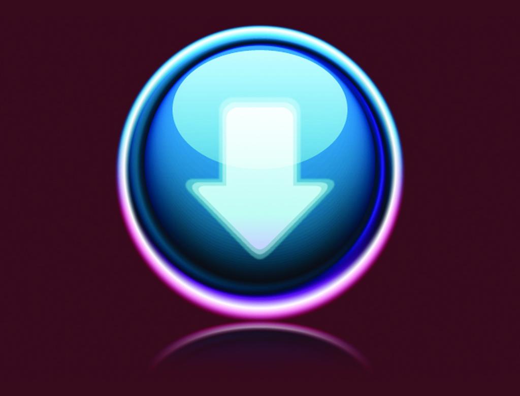 1024x780 Download Button Vector Vector Art Amp Graphics