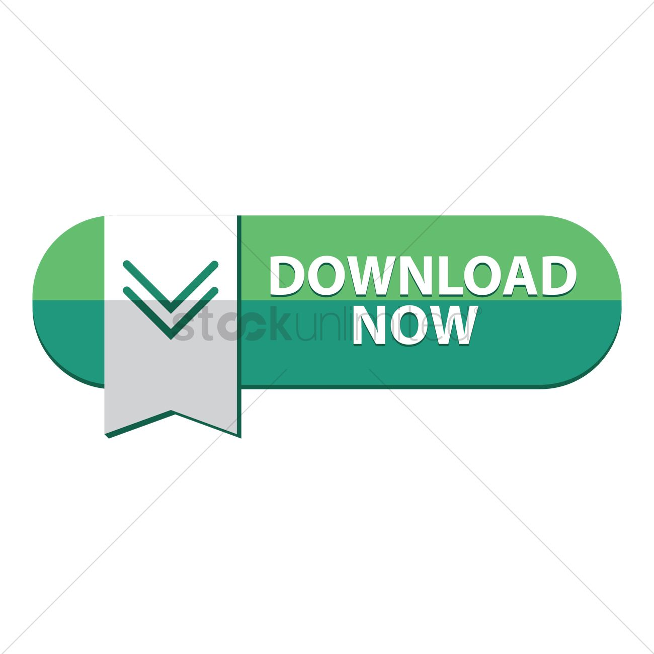 1300x1300 Download Now Button Vector Image
