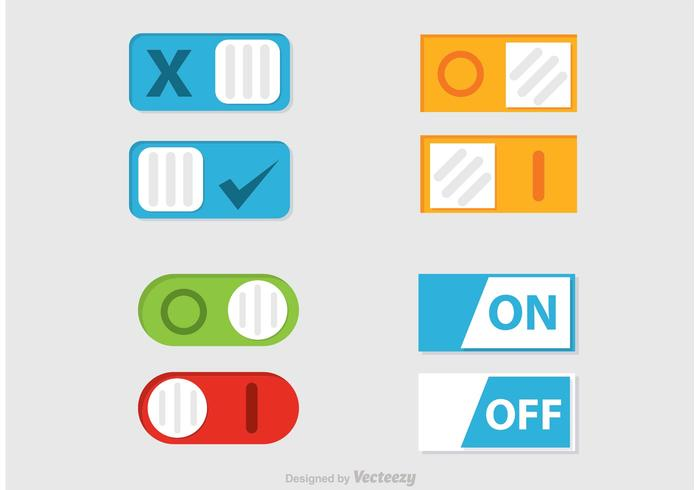 700x490 Toggle On Off Button Vector