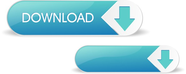597x240 Blue Shiny Download Button Stock Image And Royalty Free Vector