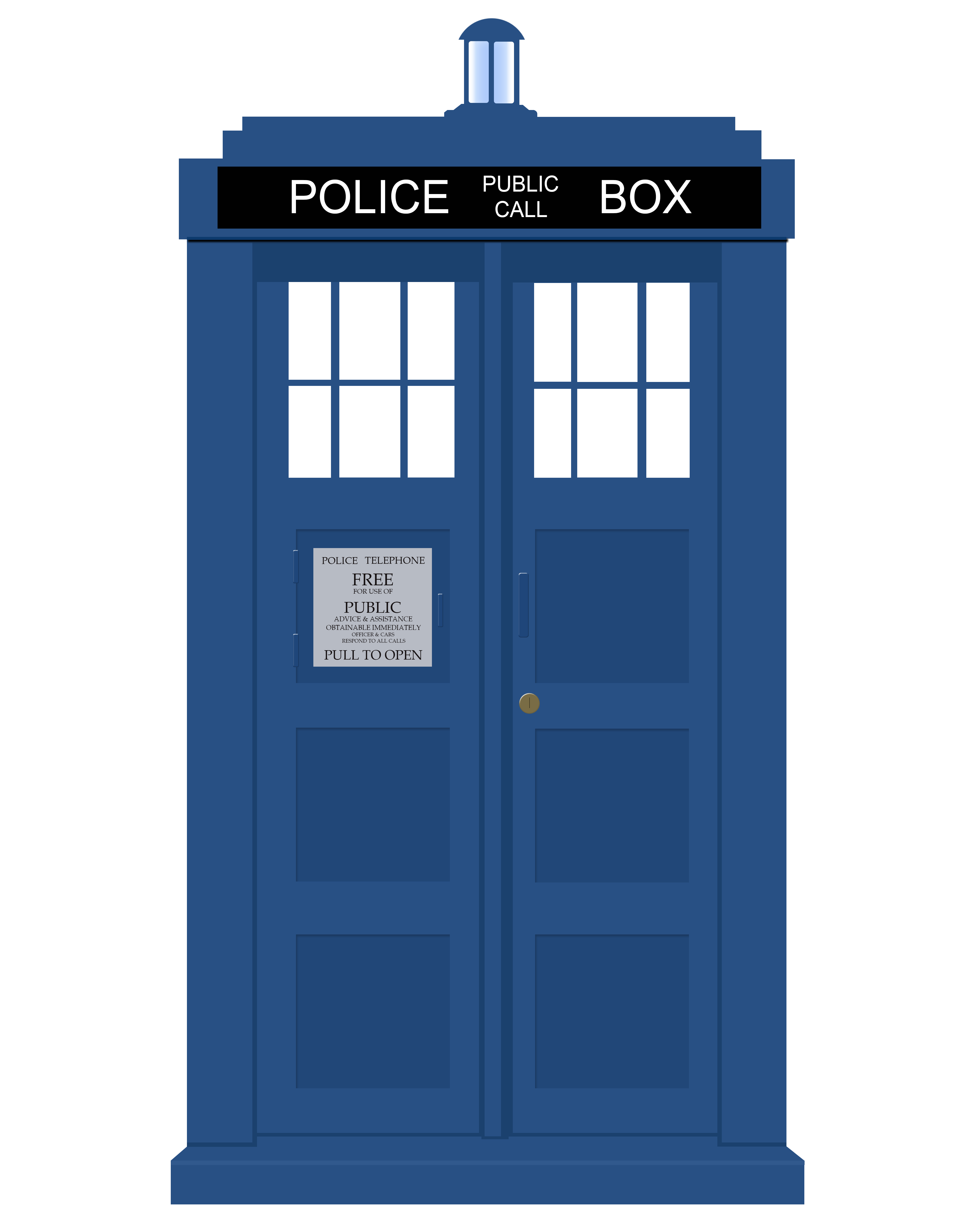 Dr Who Vector