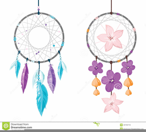 Dream Catcher Vector Free
