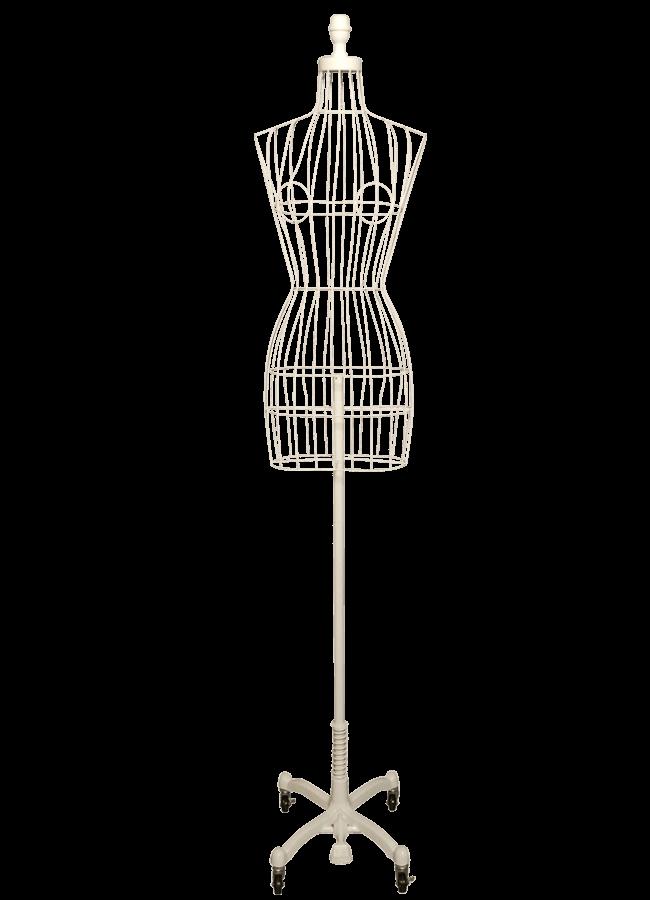 Dress Form Vector