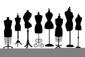 300x200 Dress Form Mannequin Clipart Free Images