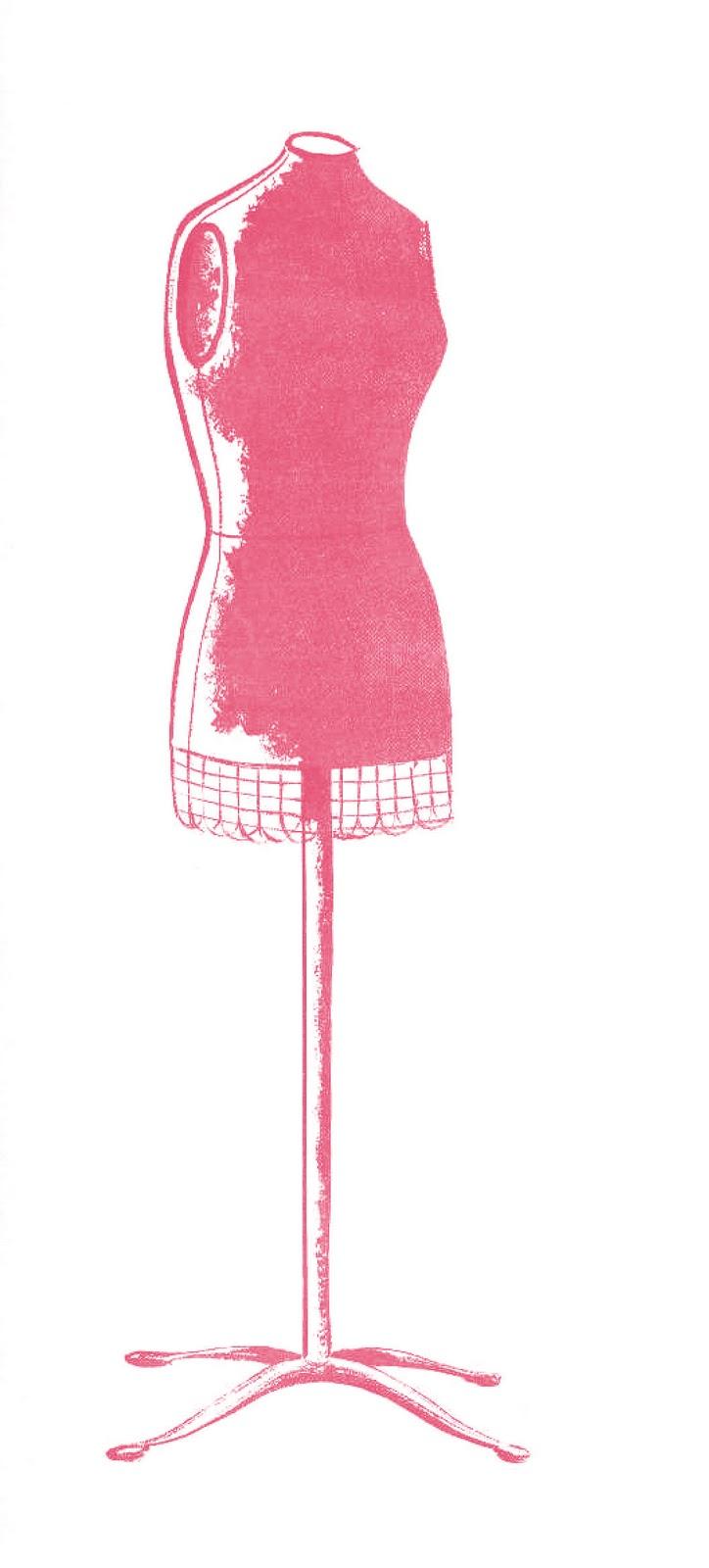 724x1600 Dress Form Free Clipart