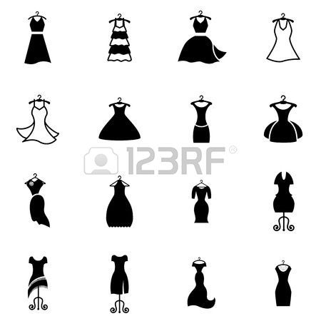 450x450 Dress Form Different Styles Of Black Party Fashion Dress
