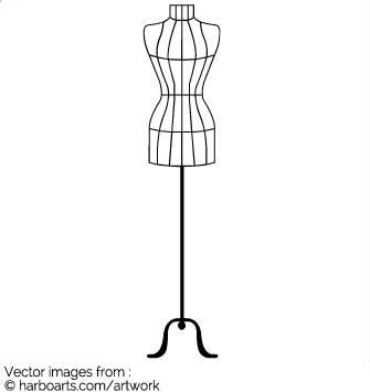 335x355 Download Dress Form