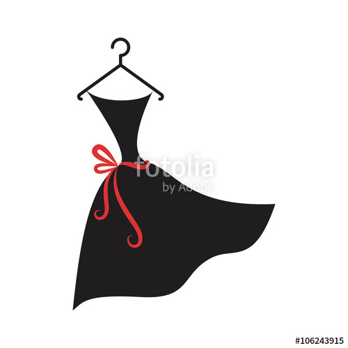500x500 Little Black Dress Stock Image And Royalty Free Vector Files On