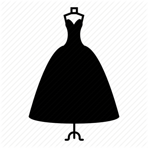 512x512 Collection Of Free Dress Vector Bridal Gown. Download On Ubisafe