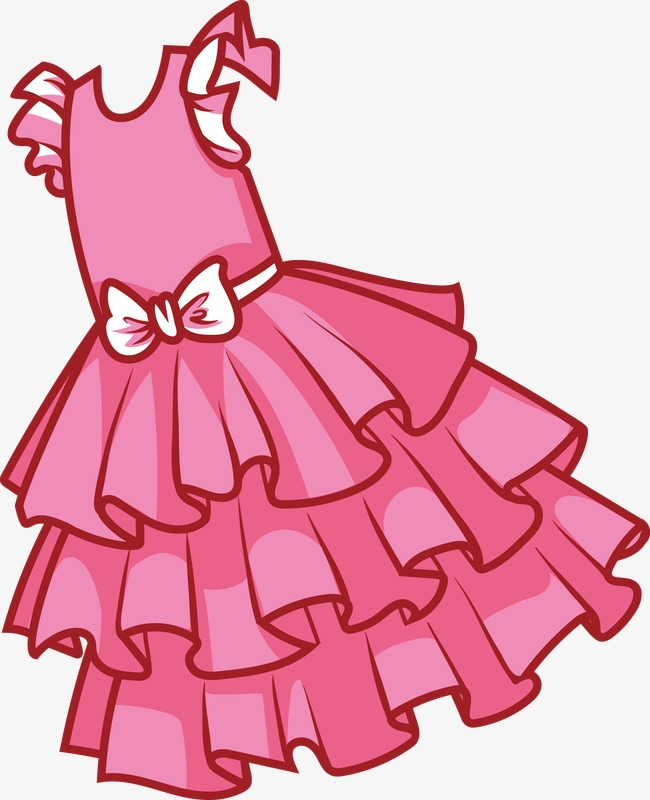 650x800 Dress Vector, Pink, Skirt, Tutu Png And Vector For Free Download