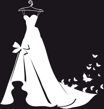 352x368 Dress Free Vector Download (492 Free Vector) For Commercial Use