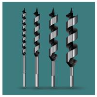 200x200 Drill Free Vector Art