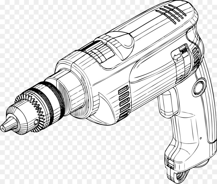 900x760 Drill Bit Electric Drill Clip Art