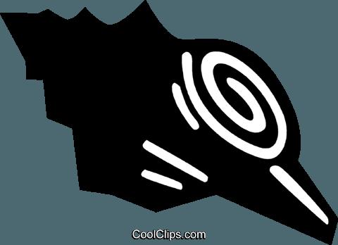 480x348 Drill Bit Royalty Free Vector Clip Art Illustration Vc028867