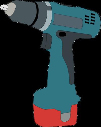 401x500 Drilling Machine Vector Ullustration Public Domain Vectors
