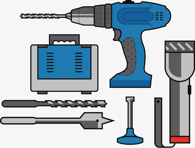 650x494 Vector Hand Drill, Hand Drill, Vector, Turned Png And Vector For