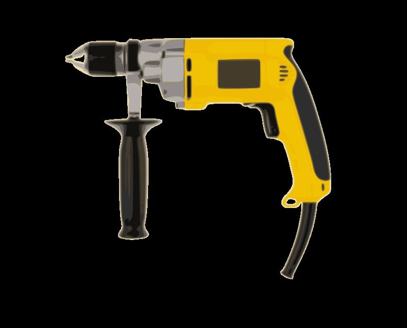 800x645 Drill Free Vector 4vector