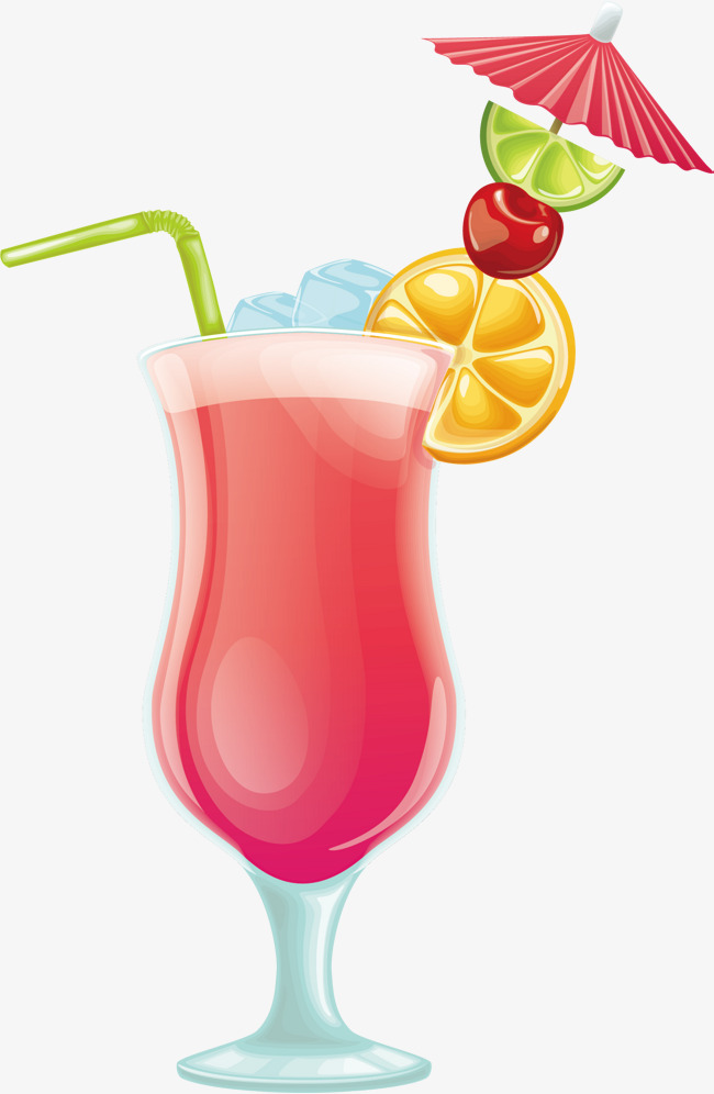 650x996 Pink Drink Vector, Pink Drink, Straw, Grapefruit Png And Vector