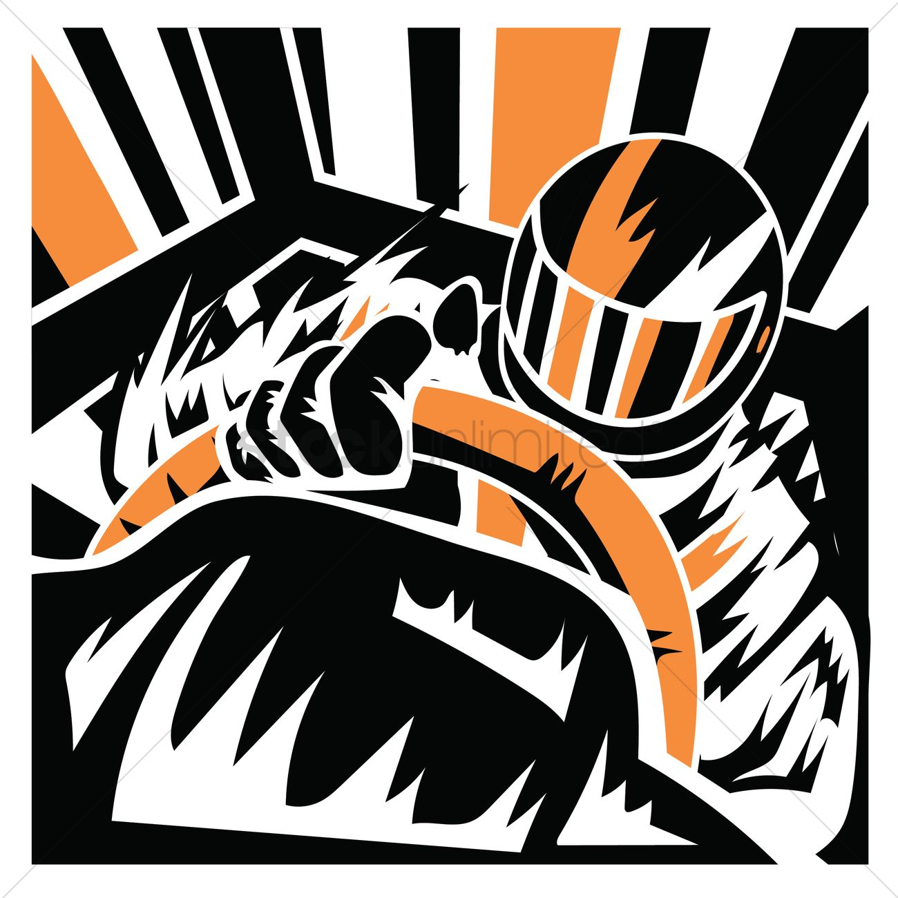 1300x1300 Free Race Car Driver Vector Image