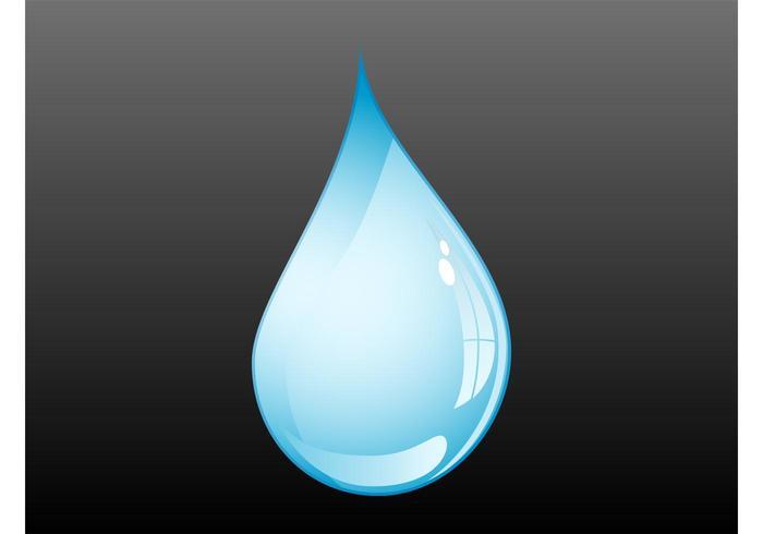 700x490 Water Drop Vector