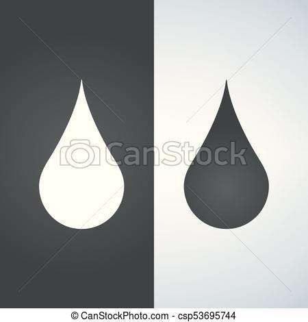 450x470 Water Drop