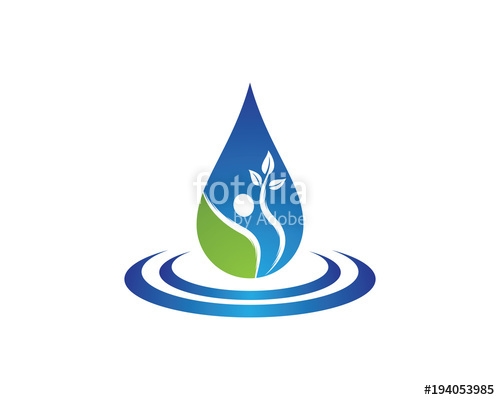 500x400 Water Drop Vector Icon Stock Image And Royalty Free Vector Files