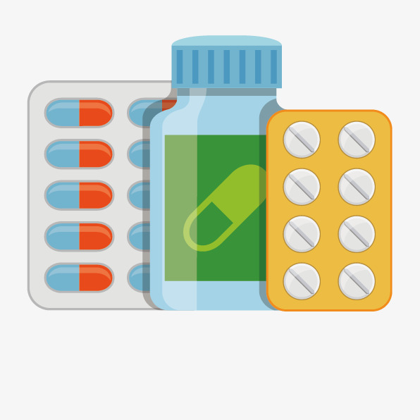 596x596 Drugs Vector, Bottled Medicine, Pill, Yao Png And Vector For Free