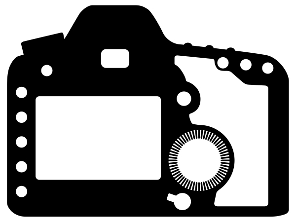 600x450 Digital Camera Back