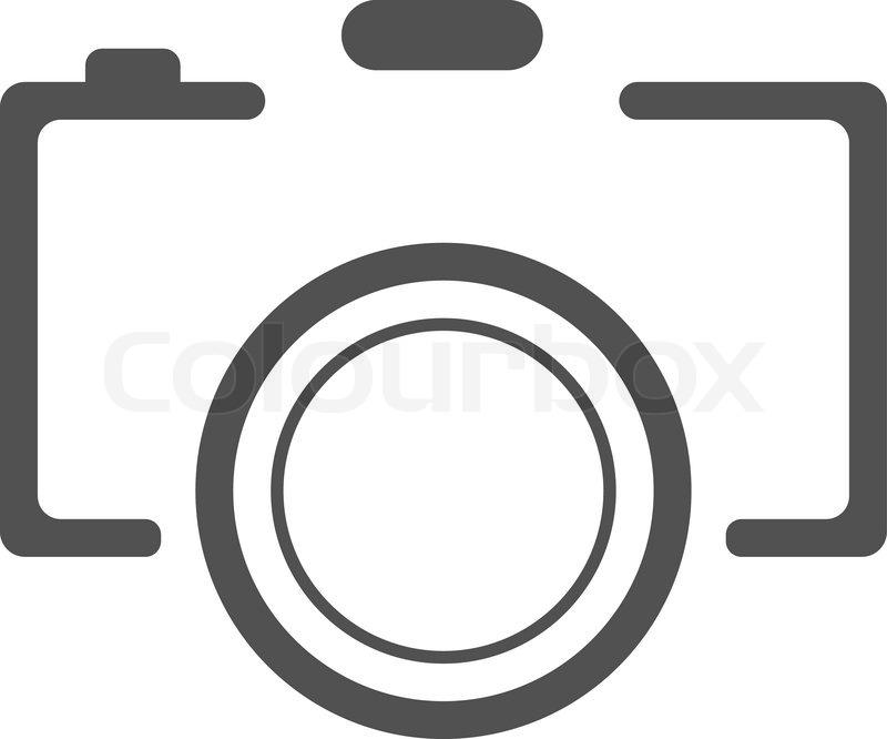 800x666 Free Camera Vector Icon 367247 Download Camera Vector Icon