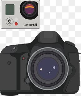 260x309 Slr Camera Vector Png Images Vectors And Psd Files Free